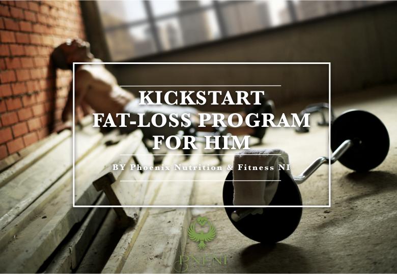Kickstart Fatloss For Him