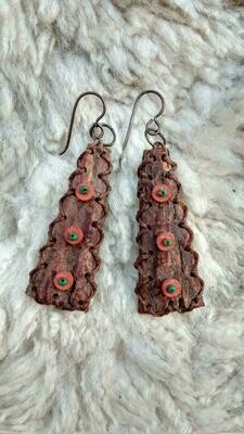 Willow Triangle Earrings