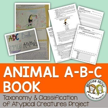 Classification - Unique Animal Book Group Project