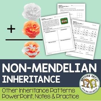 Non-Mendelian Inheritance