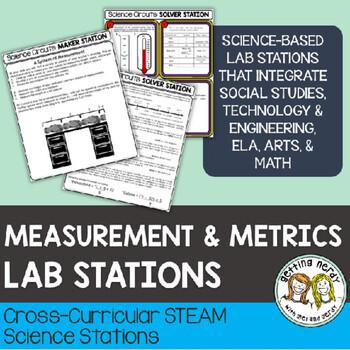Scientific Measurement & Metric System - Science Centers / Lab Stations