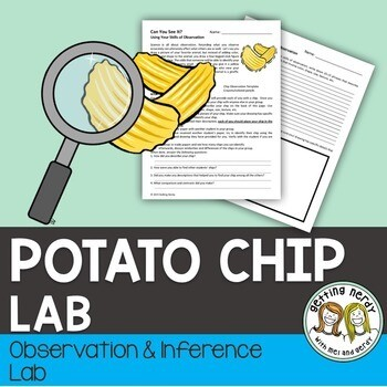 Scientific Method Potato Chip Observation Lab