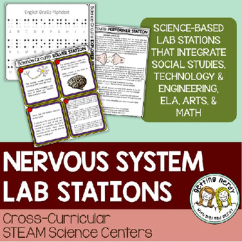 Nervous System - Science Centers / Lab Stations