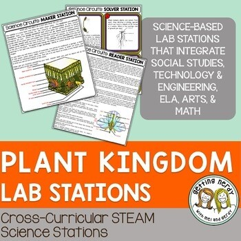 Plant Classification - Science Centers / Lab Stations