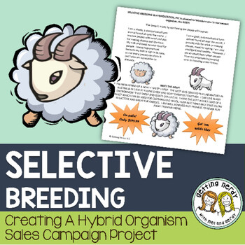 Selective Breeding and Hybrid Project