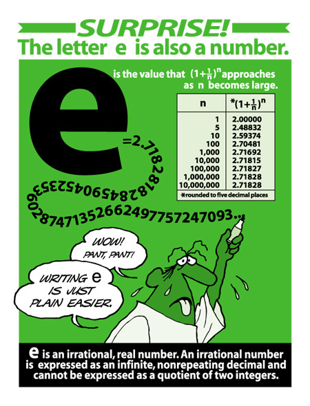 The Number e