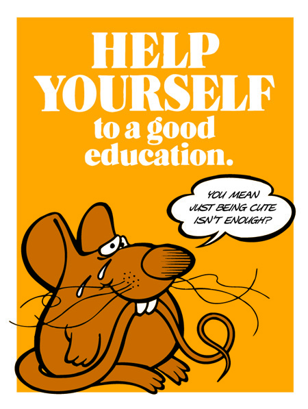 Help Yourself to a Good Education