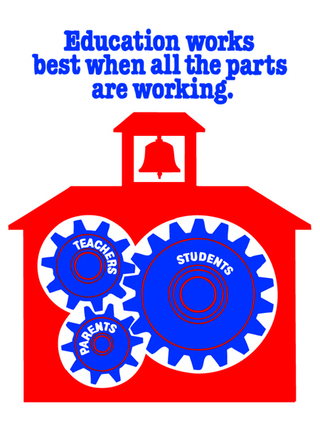 Education works best when all parts are working