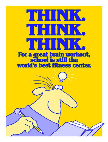 School Is A Great Brain Workout