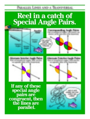 Special Angle Pairs