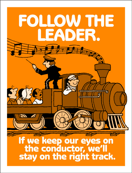 Follow the Conductor