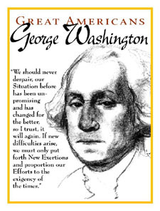 George Washington - Persistence