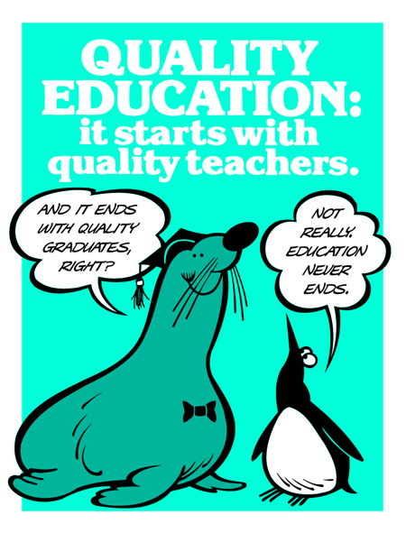 Quality Education Starts With Quality Teachers