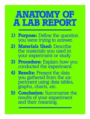 How to Write Lab Reports