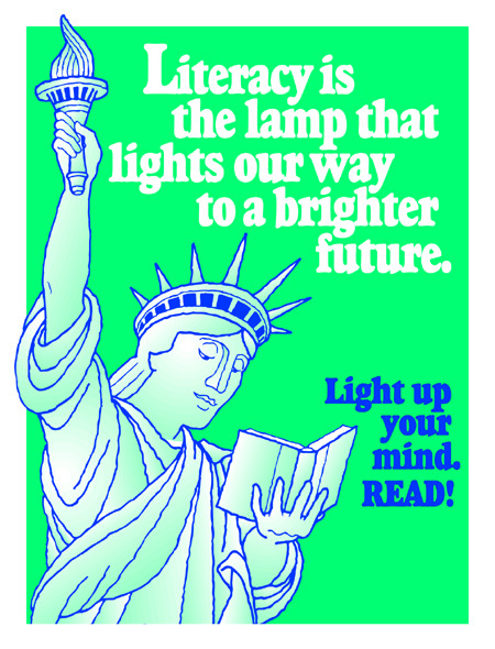 Literacy Lights Up Our Future