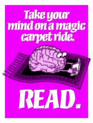 Take Your Mind on a Magic Carpet Ride.