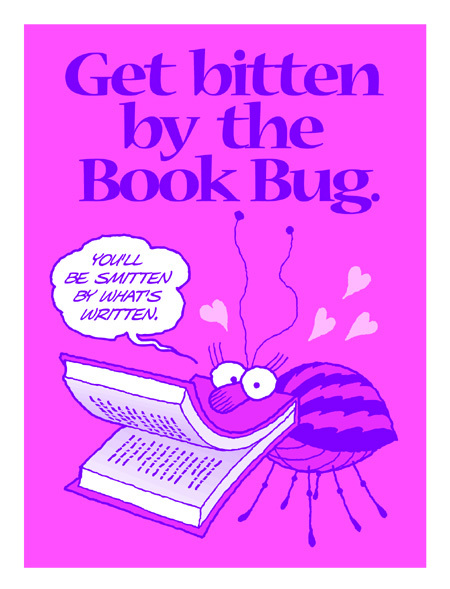 Get Bitten by the Book Bug