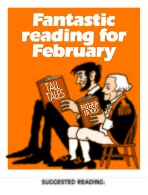 Fantastic Reading for February