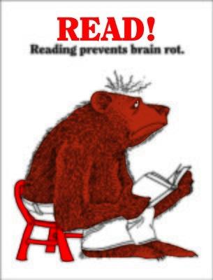 Reading Prevents Brain Rot