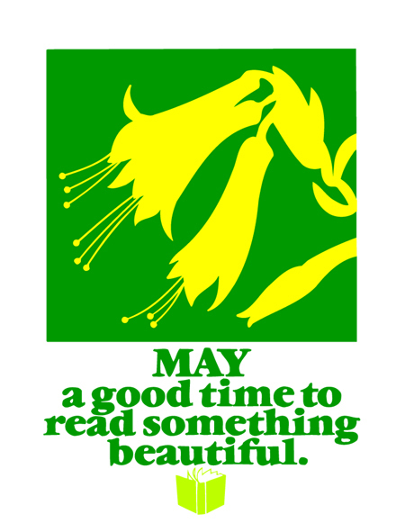 May - Read Something Beautiful