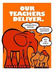 OUR TEACHERS DELIVER.
