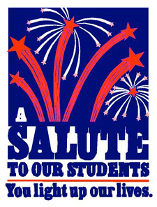 A Salute to Our Students