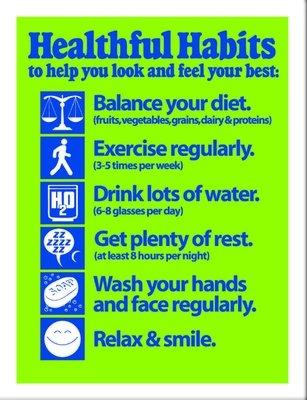 Healthful Habits