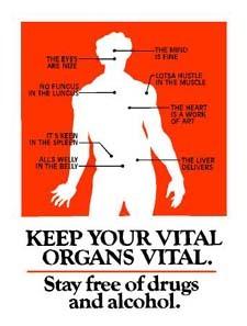 Keep your vital organs vital