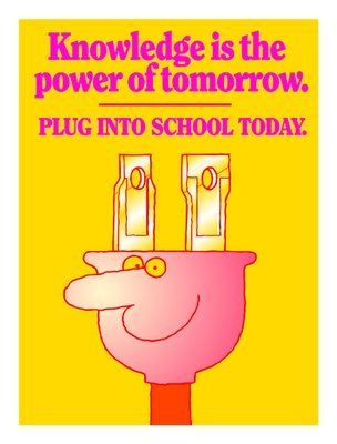 Knowledge is the Power of Tomorrow