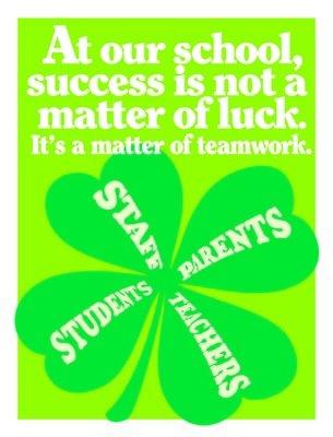 Success is a Matter of Teamwork