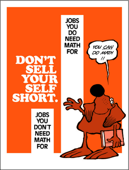 Jobs You Need Math For