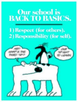 Respect/ Responsibility
