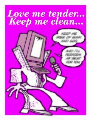 Keep Computer Clean