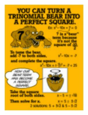 Solving Trinomials That Aren't Perfect Squares