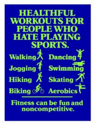 Healthful Workouts