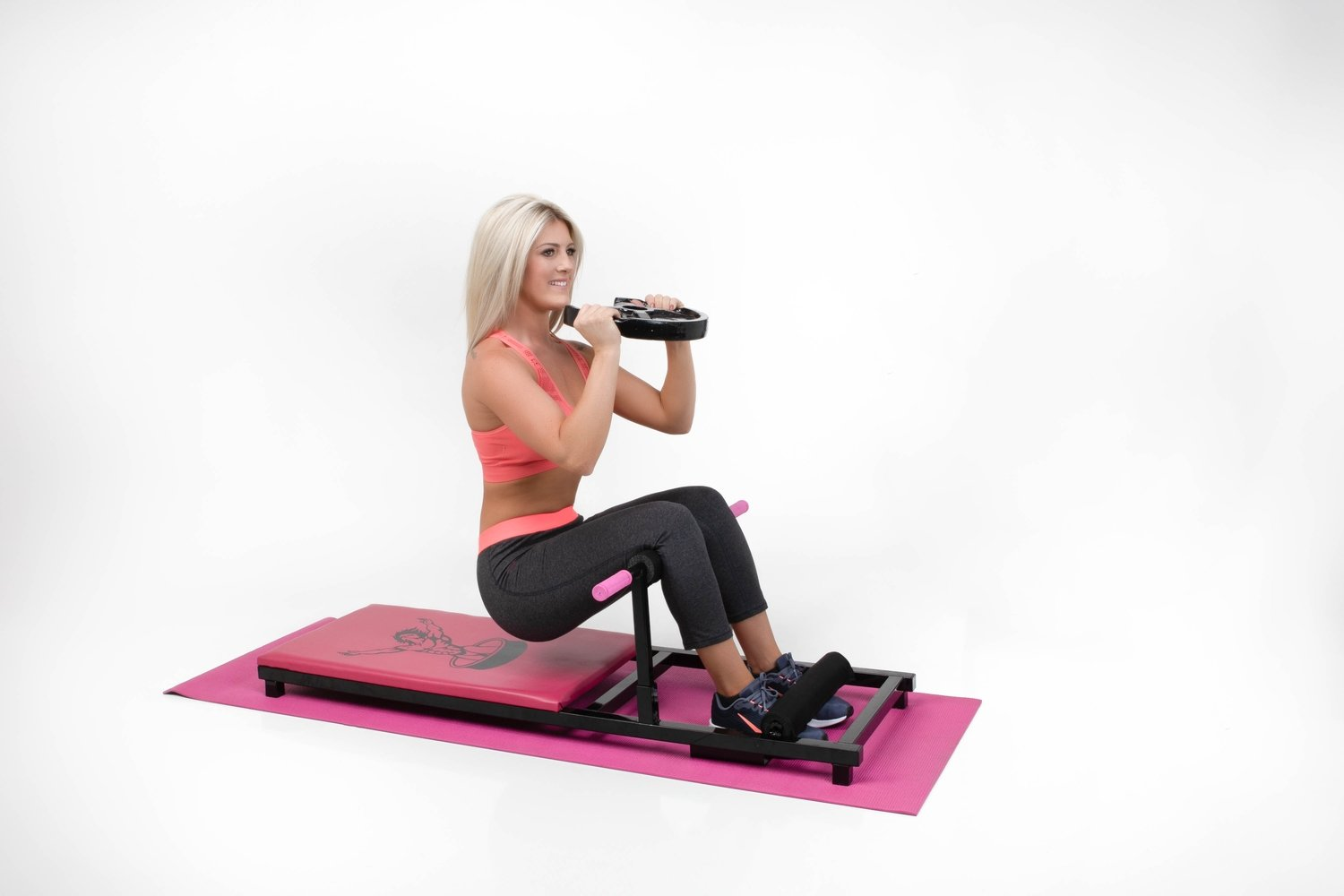 Absolute Abs Plus Fitness Bench