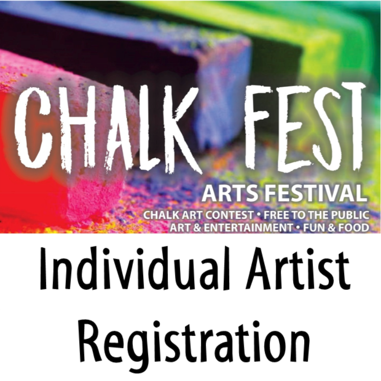 Chalk Fest Individual Artist Registration