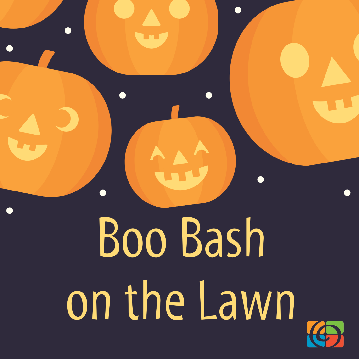 Boo Bash on the Lawn