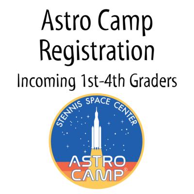 Astro Camp Registration