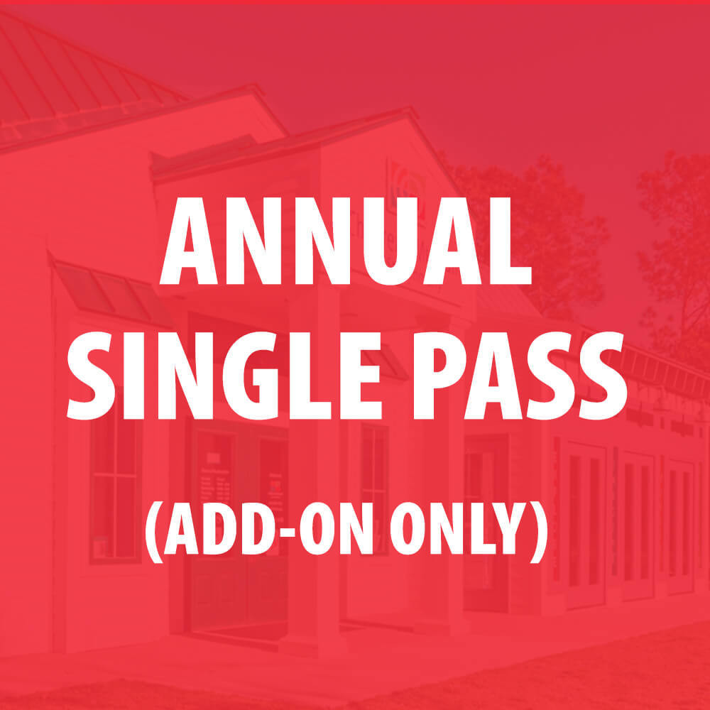 Annual Single Pass (Add-On Only)
