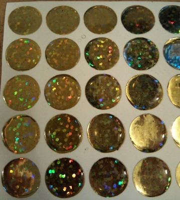 Quantum EMF Blocker Crystal Sticker Device