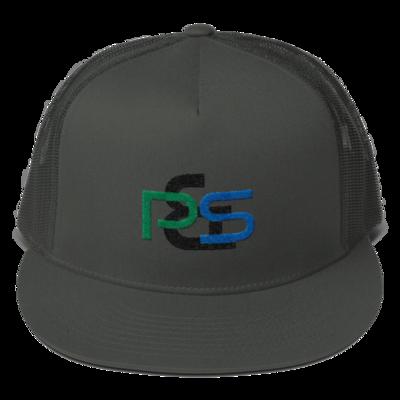 P&S Logo Mesh Back Snapback