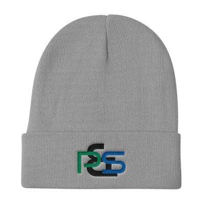 P&S Logo Knit Beanie