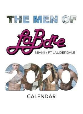 2020 LaBare Calendar