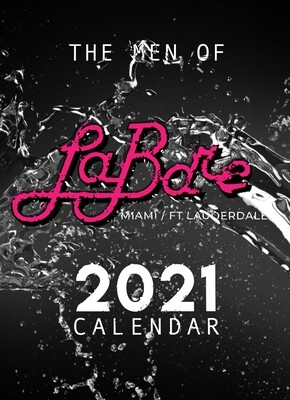 2021 LaBare Calendar