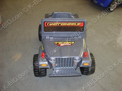 Fisher Price Power Wheels Hot Wheels Jeep