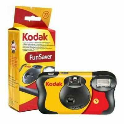 KODAK FUN SAVER 27 poses 400 ISO