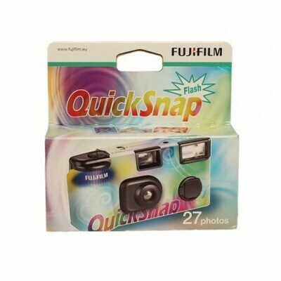 FUJIFILM QUICKSNAP 27 poses 400 ISO
