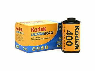 KODAK ULTRAMAX 400 iso 24 poses