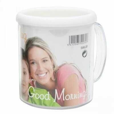 Mug Blanc - Hauteur 10cm - Pour photo 9x25cm